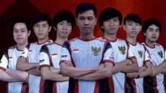 Indosport - Skuad Timnas Indonesia Esports.