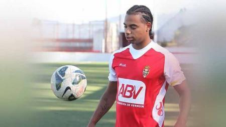Fabio Paim, pemain yang dulu pernah dianggap lebih hebat dari Cristiano Ronaldo. - INDOSPORT