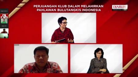 Tim bulutangkis Indonesia minim pemain putri berbakat, begini respons dari dua klub besar, yakni PB Djarum dan PB Jaya Raya. - INDOSPORT