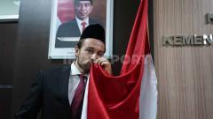 Indosport - Gelandang Persija Jakarta, MArc Anthony Klok telah resmi menjadi seorang Warga Negara Indonesia (WNI).