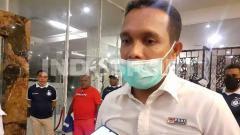 Indosport - Sekretaris umum Persipura Jayapura, Rocky Bebena.