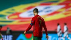 Indosport - Portugal terbantai Jerman di Euro 2020, Cristiano Ronaldo cetak rekor luar nalar Miroslav Klose.