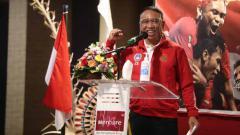 Indosport - Menteri Pemuda dan Olahraga (Menpora) Zainudin Amali.