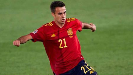 Meninggalkan Real Madrid dan gabung Tottenham Hotspur di Liga Inggris jadi keputusan tepat Sergio Reguilon. Ia pun kini mulai jadi andalan di timnas Spanyol. - INDOSPORT