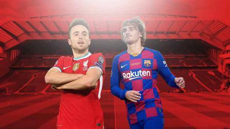 Minati Antoine Griezmann, Liverpool sampai minta diskon ke Barcelona jelang bursa transfer musim panas. - INDOSPORT