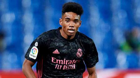 Tiga tahun bermain di klub gurem Inggris, Tranmere Rovers, Marvin Park kini tampil di LaLiga bersama Real Madrid pada usia 20 tahun. Seperti apa kisahnya? - INDOSPORT