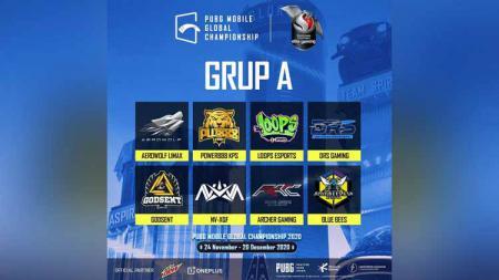 PMGC 2020 Season Zero Grup A. - INDOSPORT