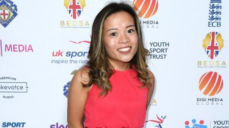 Rachel Choong, atlet para bulutangkis Inggris. - INDOSPORT