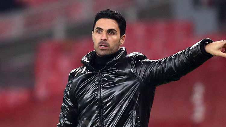 Arsenal Kalah Lagi, Mikel Arteta Kecewa dan Marah Besar Kepada Pemain