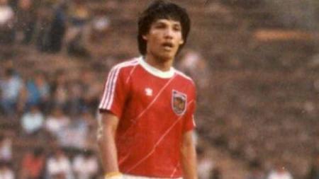 Mengenang karier panjang sosok legenda Timnas Indonesia, Ricky Yacobi, yang baru saja berpulang pada hari ini, Sabtu (21/11/20). - INDOSPORT