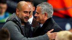Indosport - Pep Guardiola seperti mendapat hukuman setimpal dari Jose Mourinho usai Manchester City tumbang dari Tottenham Hotspur di pekan ke-9 Liga Inggris 2020/21.