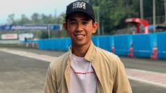 Indosport - Pembalap Indonesia, Gerry Salim.