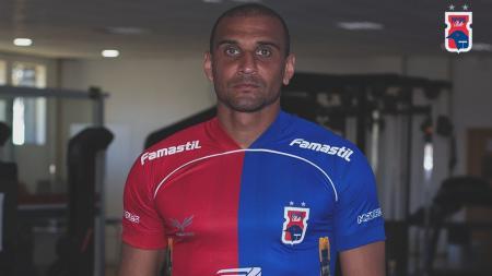 Eks Persija Jakarta dan Madura United, Bruno Lopes bergabung ke klub Serie B Brasil, Parana. - INDOSPORT