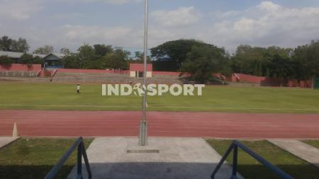 Stadion Universitas Sebelas Maret (UNS) bakal jadi lokasi latihan Bhayangkara FC. - INDOSPORT