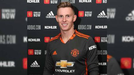 Manchester United dikabarkan bisa merugi akibat kesepakatan masa lalu yang dibuat kala mereka membajak Dean Henderson dari klub masa kecilnya. - INDOSPORT