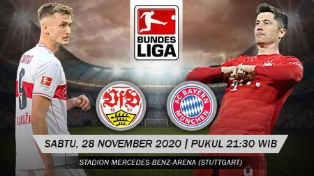 Berikut link live streaming pertandingan Bundesliga Jerman pada pekan ke-9 antara VfB Stuttgart vs Bayern Munchen. - INDOSPORT