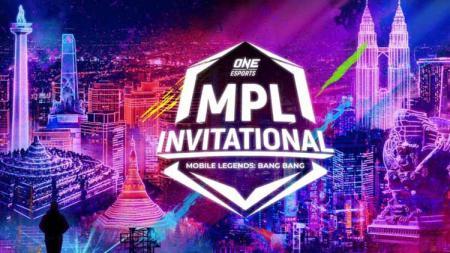 Logo MPL Invitational. - INDOSPORT