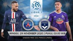 Indosport - Berikut prediksi pertandingan PSG vs Bordeaux di ajang Ligue 1 pekan ke-12, Minggu (29/11/2020) pukul 03.00 WIB di Stadion Parc des Princes.