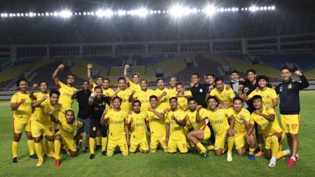 Skuat Bhayangkara Solo FC. - INDOSPORT