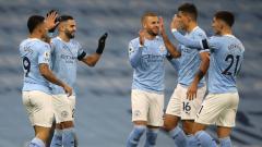 Indosport - Legenda Fulham yang bernama Tony Gale, melihat ada celah bagi tim tersebut untuk bisa membungkam Manchester City dalam pertandingan Liga Inggris 2020-2021.