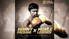 Indosport - Manny Pacquiao x Mobile Legends