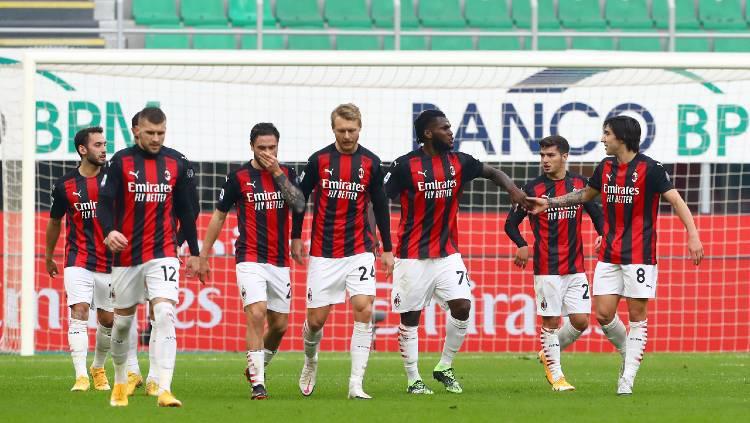 Tampil Superior, Skuat AC Milan Alami Kenaikan Harga Hingga Triliunan