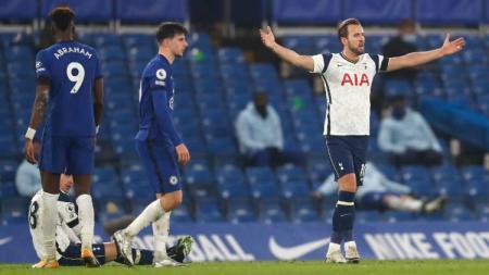 Berikut rekap rumor transfer sepanjang Jumat (30/04/21). Harry Kane menuju Chelsea, sedangkan Philippe Coutinho merapat ke rival abadi Liverpool, Everton. - INDOSPORT