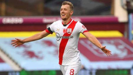 James Ward-Prowse, pemain Southampton. - INDOSPORT