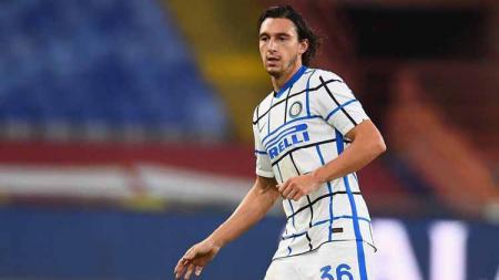 Matteo Darmian, pemain Inter Milan. - INDOSPORT