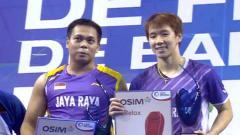 Indosport - Breaking News: Eks Pebulutangkis Indonesia, Markis Kido Meninggal Dunia.
