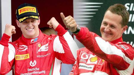 Mick Schumacher akan debut di Formula 1 GP Bahrain 2021. - INDOSPORT