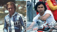 Indosport - Dua eks pembalap MotoGP Patrick Pons dan Michel Rougerie yang meninggal karena kecelakaan tragis.
