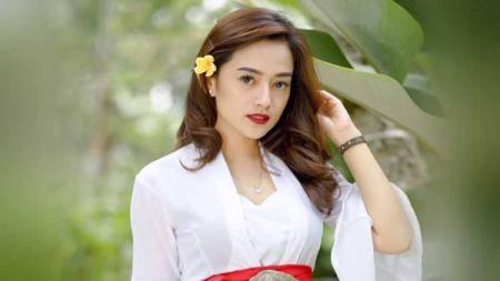 Citra Monica, pacar baru Ifan Seventeen. - INDOSPORT