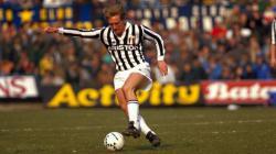 Massimo Bonini  saat memperkuat Juventus.
