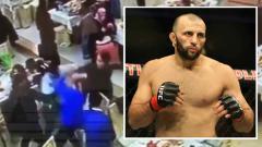 Indosport - Gadzhimurad Antigulov, petarung UFC bikin lawannya babak belur di sebuah pesta pernikahan