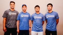 Indosport - Pelatih Prawira Bandung, Andre Yuwadi, mengaku senang bisa mendapatkan dua Rookie, Teemo dan Yudha Saputra untuk persiapan menghadapi Indonesian Basketball League.