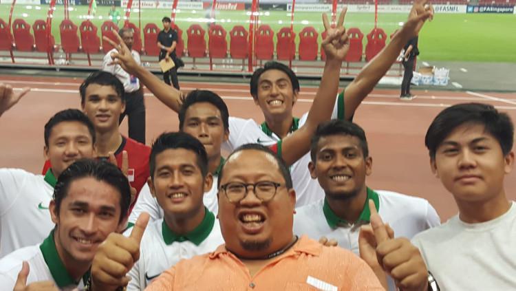 Dari Film Jalan, Muly Munial Menjadi Agen Pemain Top Indonesia