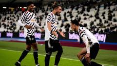Indosport - Jadwal pertandingan Liga Inggris hari ini akan menghadirkan 2 laga seru antara Manchester City vs Aston Villa dan Fulham vs Manchester United.