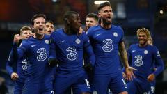 Indosport - Tak ada nama Timo Werner, 5 pemain Chelsea ini bisa dijamin masuk starting XI Thomas Tuchel musim depan meski The Blues akan datangkan sejumlah pemain baru.