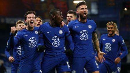 Tak ada nama Timo Werner, 5 pemain Chelsea ini bisa dijamin masuk starting XI Thomas Tuchel musim depan meski The Blues akan datangkan sejumlah pemain baru. - INDOSPORT