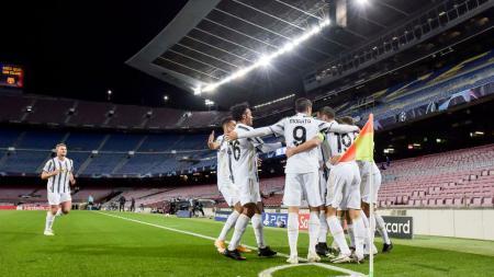 Berikut 5 alasan Juventus bakal kembali jadi juara Serie A Italia musim ini, meski kini masih berada di peringkat 4 di bawah AC Milan, Inter Milan, dan AS Roma. - INDOSPORT
