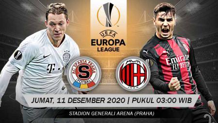 Banyaknya pemain yang absen saat menghadapi Sparta Praha di Liga Europa membuat Stefano Pioli bakal menunjuk nama kejutan untuk jadi kapten AC Milan. - INDOSPORT
