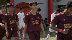Indosport - Wonderkid PSM Makassar, Victor Jonson Benjamin Dethan.