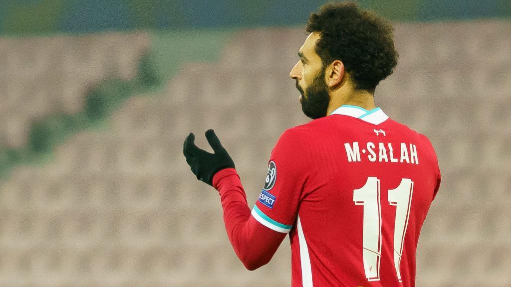 Hasil gambar untuk Mohamed Salah