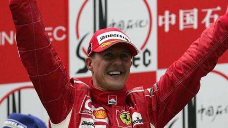 Legenda Formula 1 (F1), Michael Schumacher terus menjalani masa pemulihan secara intens agar bisa kembali hidup normal seperti dahulu. - INDOSPORT