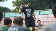 Indosport - Pelatih kepala PSMS Medan, Gomes de Oliveira.