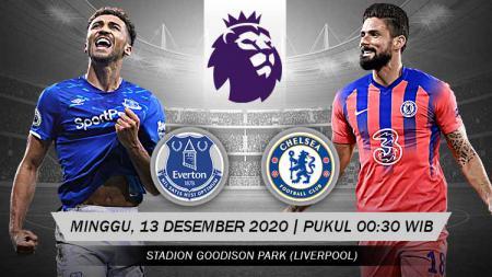 Chelsea tak akan punya alasan untuk tumbang dalam lawatannya ke Goodison Park. Apalagi mengingat kondisi yang tengah dialami Everton. - INDOSPORT
