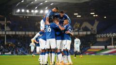 Indosport - Link Live Streaming Pertandingan Liga Inggris: Everton vs Southampton.