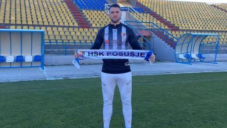 Berikut ini kami rangkum fakta-fakta klub HSK Posusje, tim asal Bosnia-Herzegovina tempat bomber Persija Jakarta, Marko Simic, bergabung. - INDOSPORT