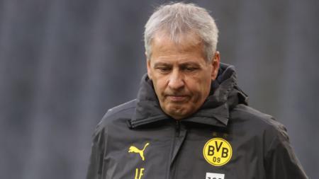 Kekalahan 1-5 dari Stuttgart membuat Borussia Dortmund memecat Lucien Favre. Lantas, apa dampaknya bagi tim dan para pemain seperti Haaland serta Sancho? - INDOSPORT